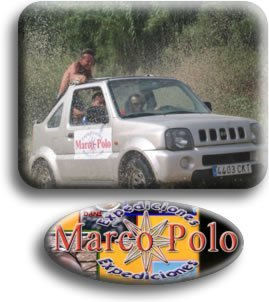 Jeep Safari con Marco Polo Expediciones